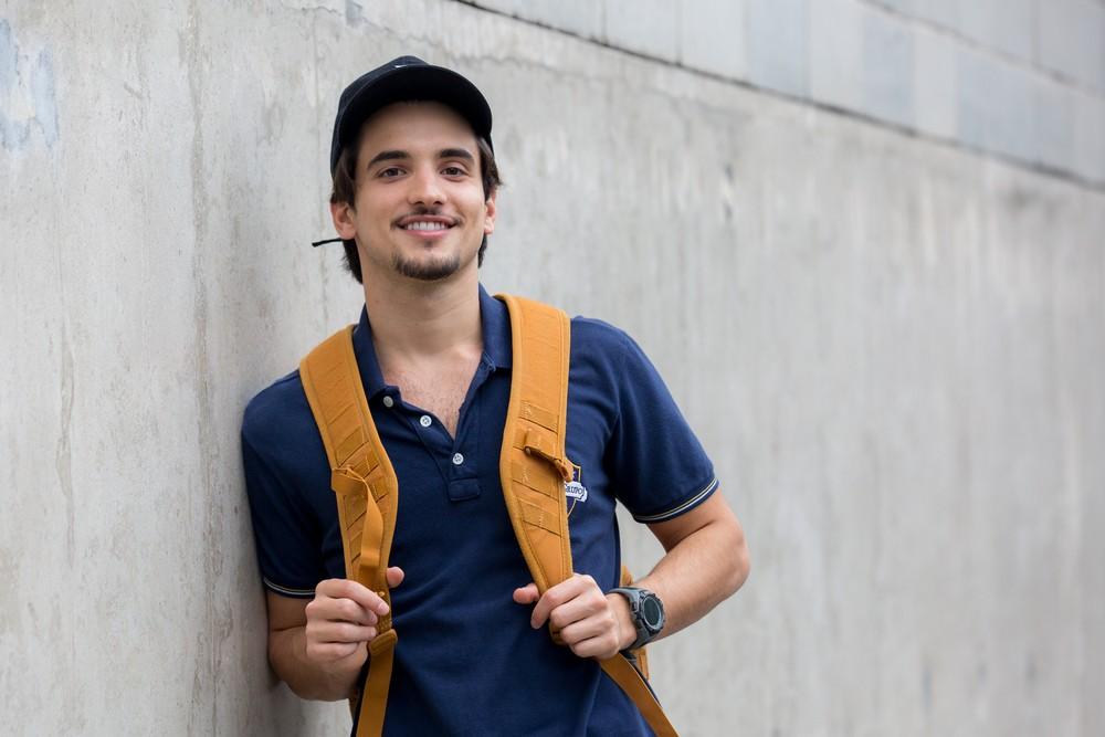 Gabriel Calamari será Felipe em 'Malhação - Viva a Diferença' (Foto: Ellen Soares/Gshow)