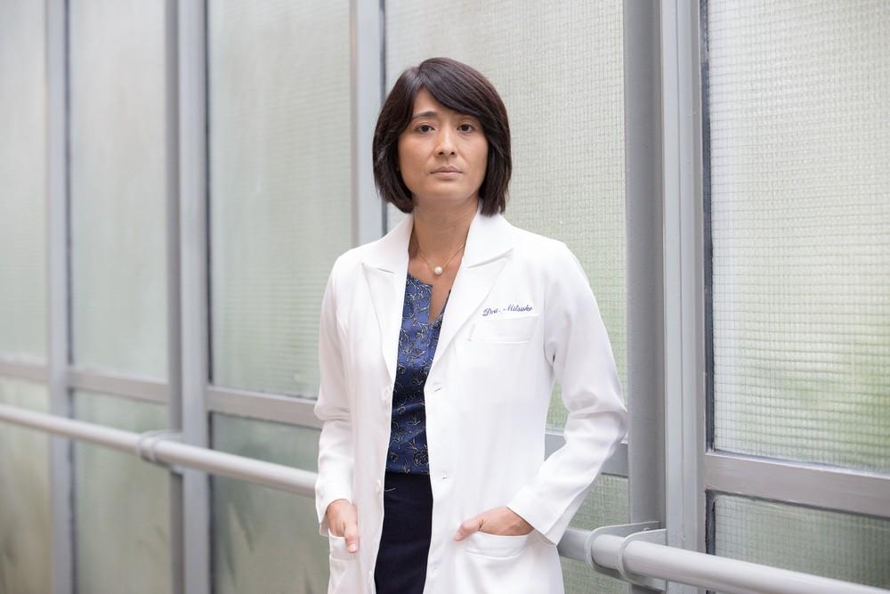 Lina Agifu será Mitsuko em 'Malhação - Viva a Diferença' (Foto: Ellen Soares/Gshow)
