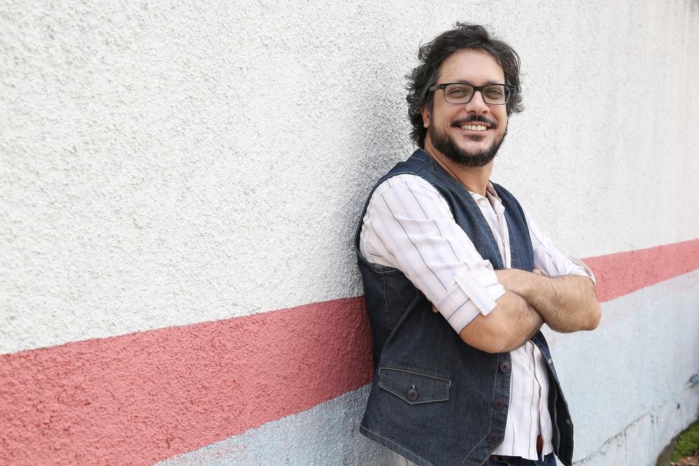 Lúcio Mauro Filho será Roney em 'Malhação - Viva a Diferença' (Foto: Carol Caminha/Gshow)