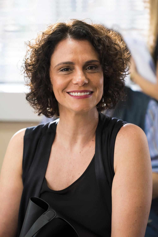 Malu Galli será Marta, mãe de Lica (Foto: TV Globo/César Alves)