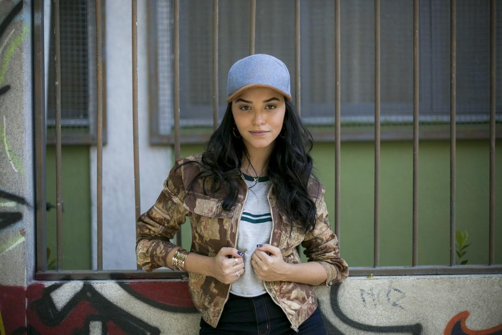 Talita Younan será K1 em 'Malhação - Viva a Diferença' (Foto: Raphael Dias/Gshow)