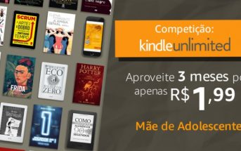 KINDLE UNLIMITED DESTAQUE