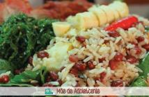 requentado de arroz com feijão