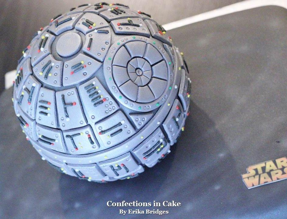 festa de 15 anos star wars bolo