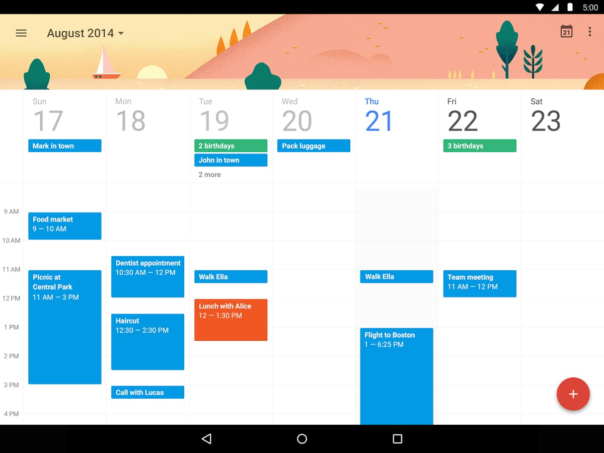 Como organizar a rotina familiar com Agenda Google   Casa