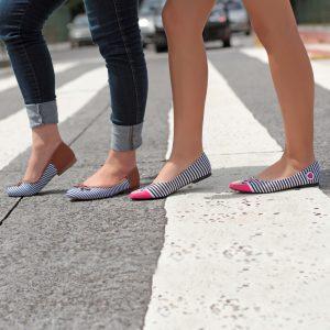 Quando mãe e filha calçam o mesmo número | Adolescência