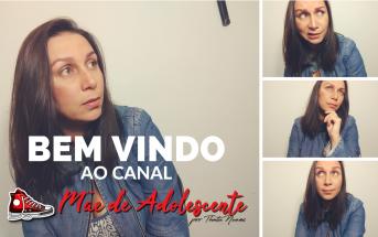 Mãe de Adolescente estreia seu canal no Youtube | Adolescência
