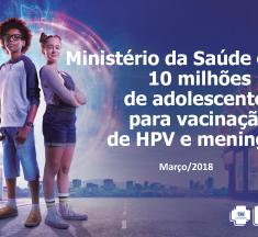 Vacina contra HPV: não deixe de vacinar os filhos adolescentes!