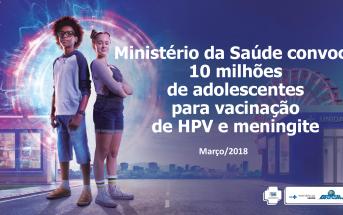 Vacina contra HPV: não deixe de vacinar os filhos adolescentes!   Adolescência