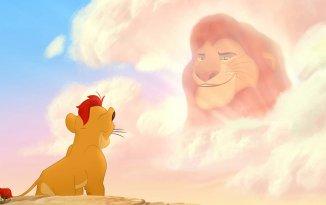 morte do mufasa rei leão