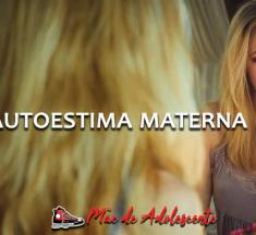A autoestima na maternidade
