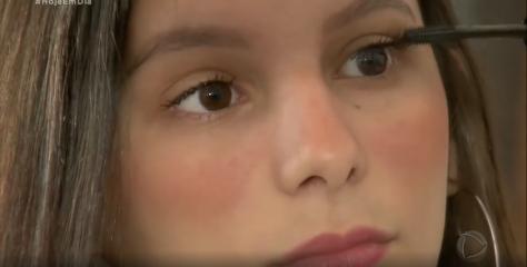 Gigi e Thatu Nunes falam sobre vaidade na adolescência na Tv Record