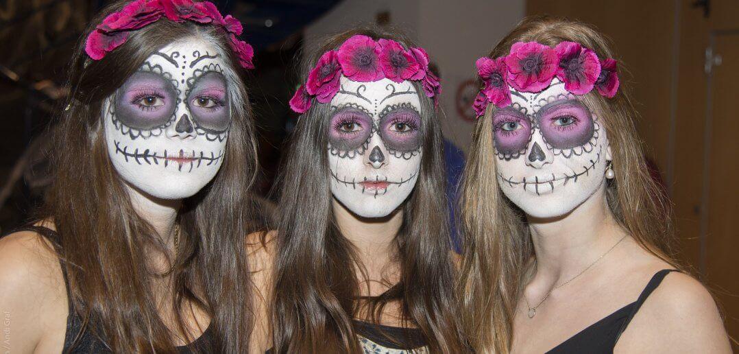 carnaval para adolescentes fantasiadas