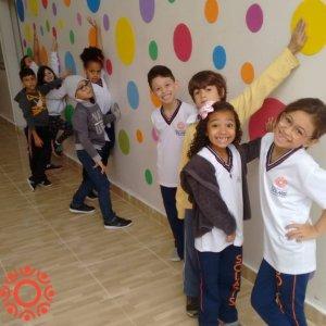 ambiente escolar aprender com prazer
