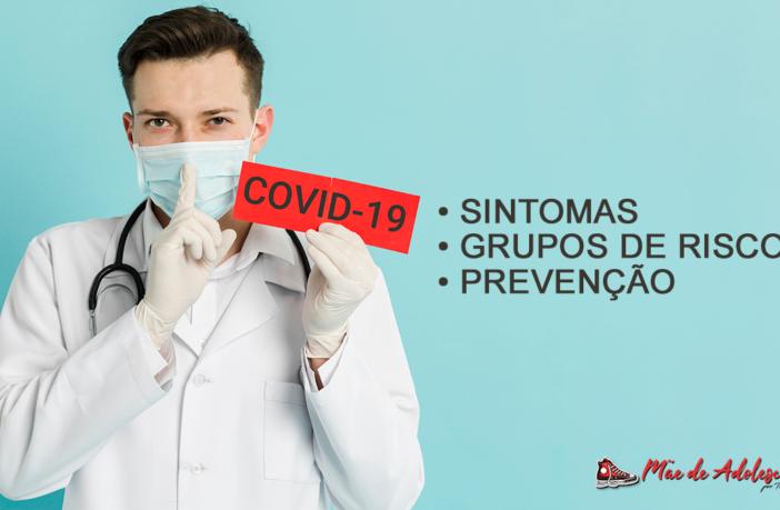 coronavirus sintomas prevenção